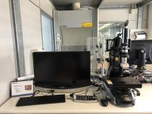 Microscopio digitale Keyence VHX-7000